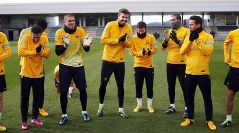 barcelona-entrenamiento-enero