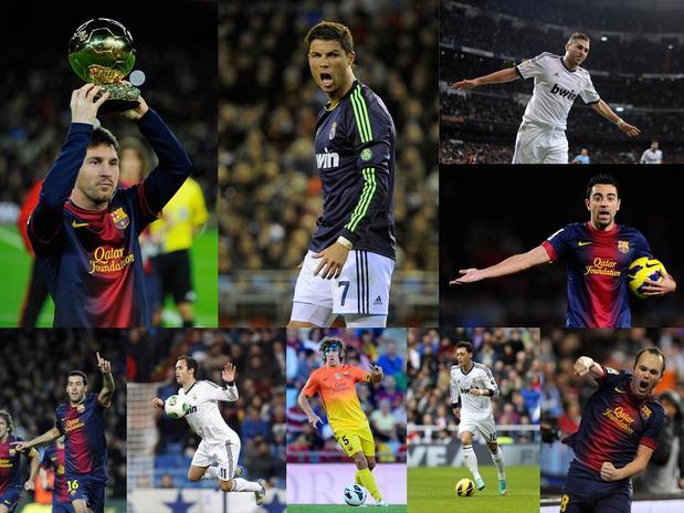 jugadores-real-madrid-barcelona-clasico